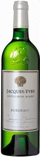Jacques-Yves Sauvignon Blanc 2012 750ml - Case of 12